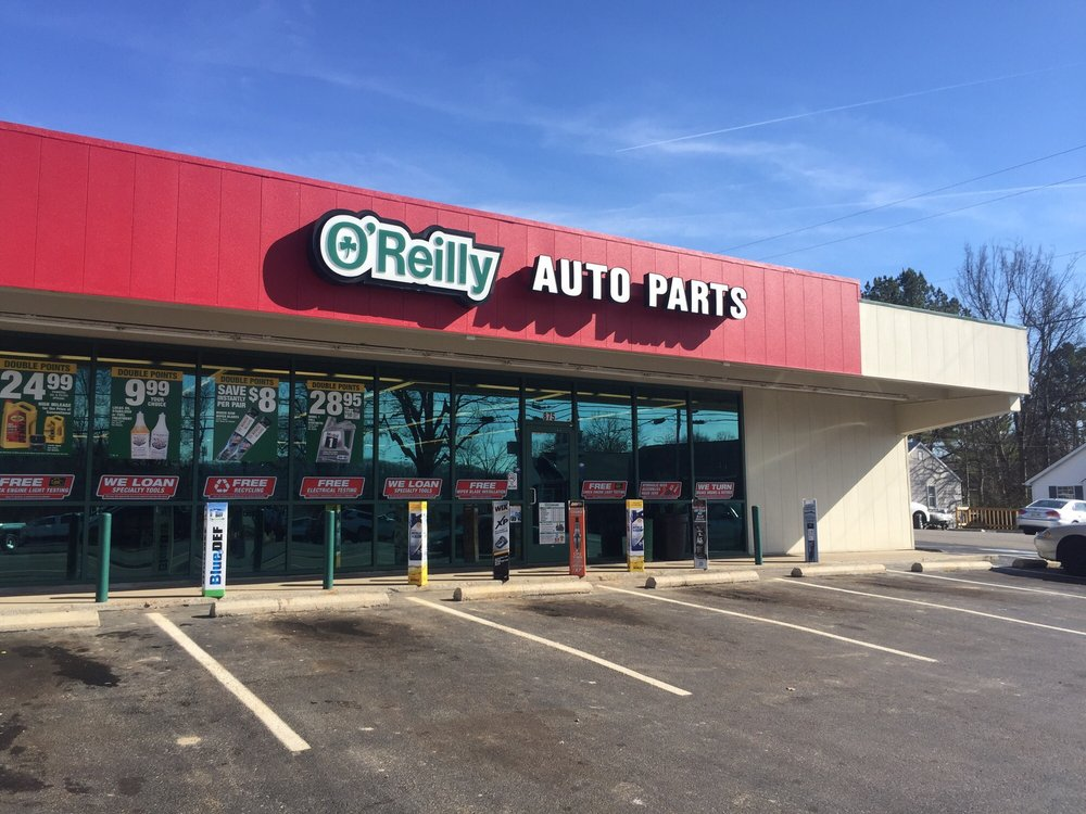 O'Reilly Auto Parts: 875 S Main St, Ashland City, TN