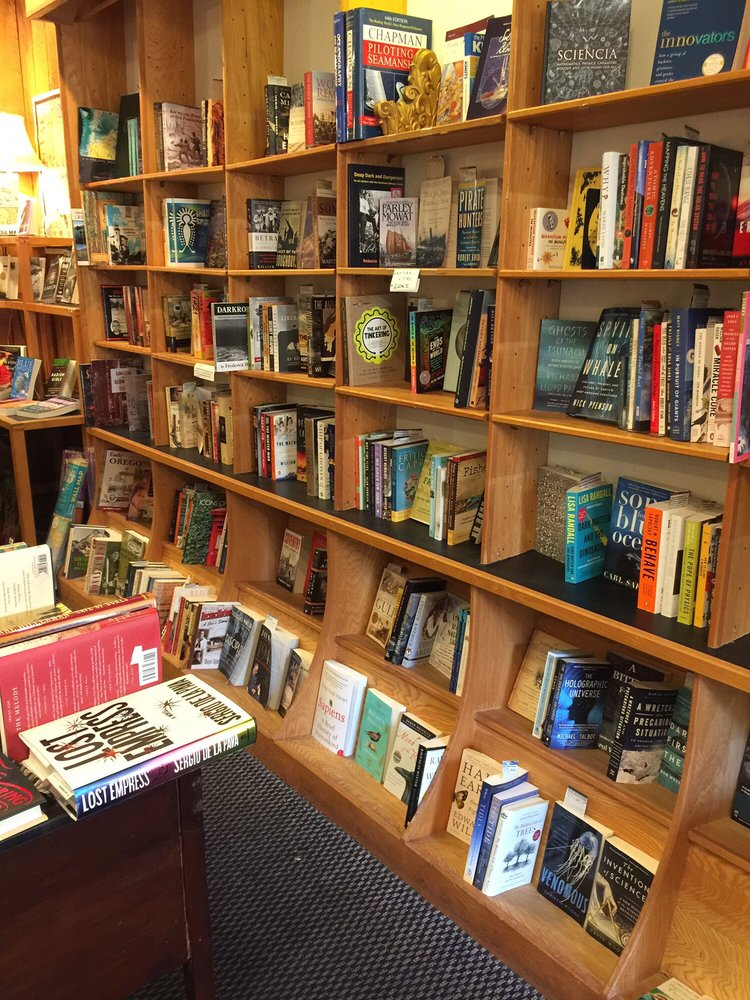 Canyon Way Bookstore & Restaurant