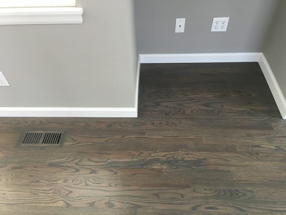 Coats Of Stain On Hardwood Floors