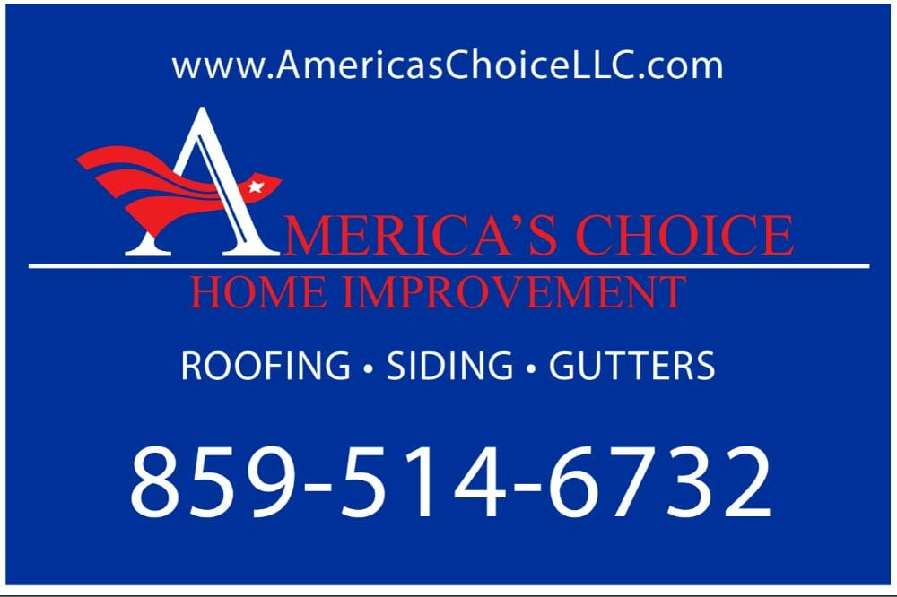 America s choice home improvement roofing 2333 for American home choice