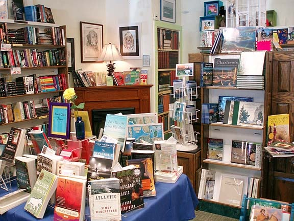 Round Lake Bookstore: 216 Bridge St, Charlevoix, MI