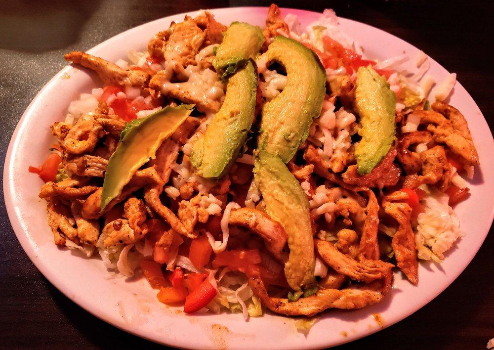 Food from Fiesta Ranchera Mexican