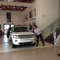 Photo Of Rosenthal Land Rover   Vienna, VA, United States