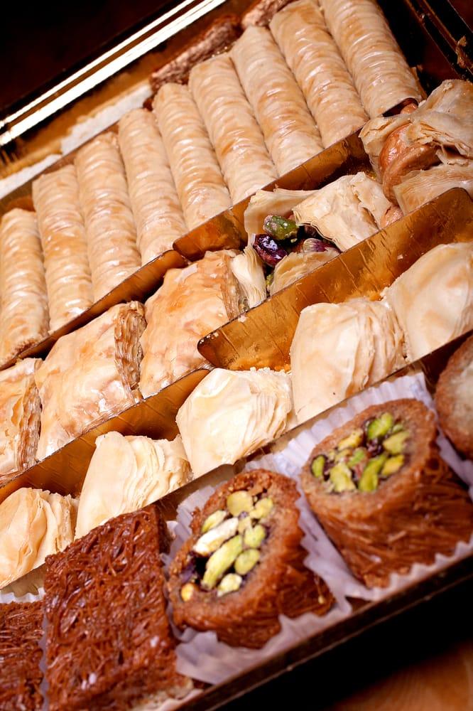 Shatila Bakery: 14300 W Warren Ave, Dearborn, MI