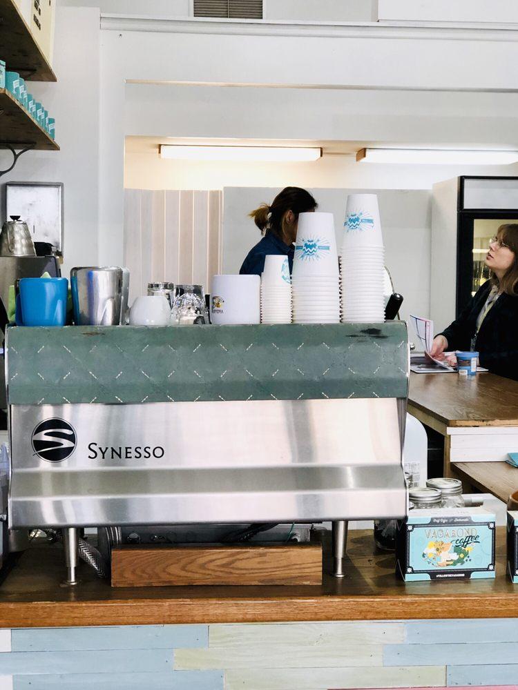 Vagabond Coffee Co. & Bodega: 223 N Hogan St, Jacksonville, FL
