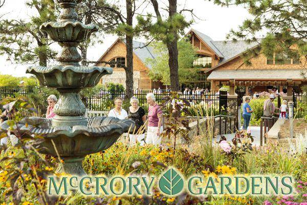 Mccrory Gardens Kasvitieteelliset Puutarhat 631 22nd Ave Brookings Sd Yhdysvallat