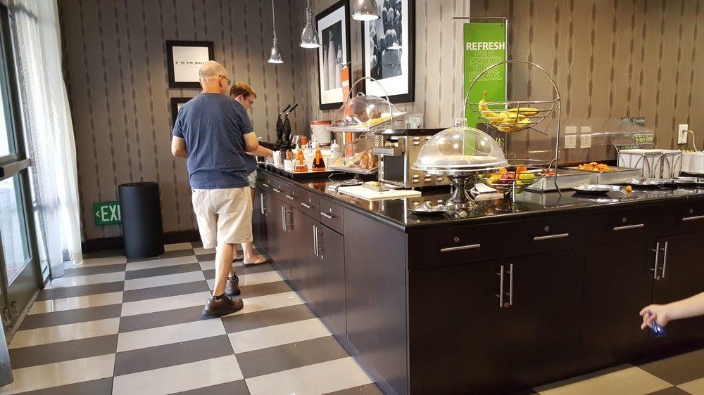 breakfast buffet at hampton inn downtown san diego yelp. Black Bedroom Furniture Sets. Home Design Ideas