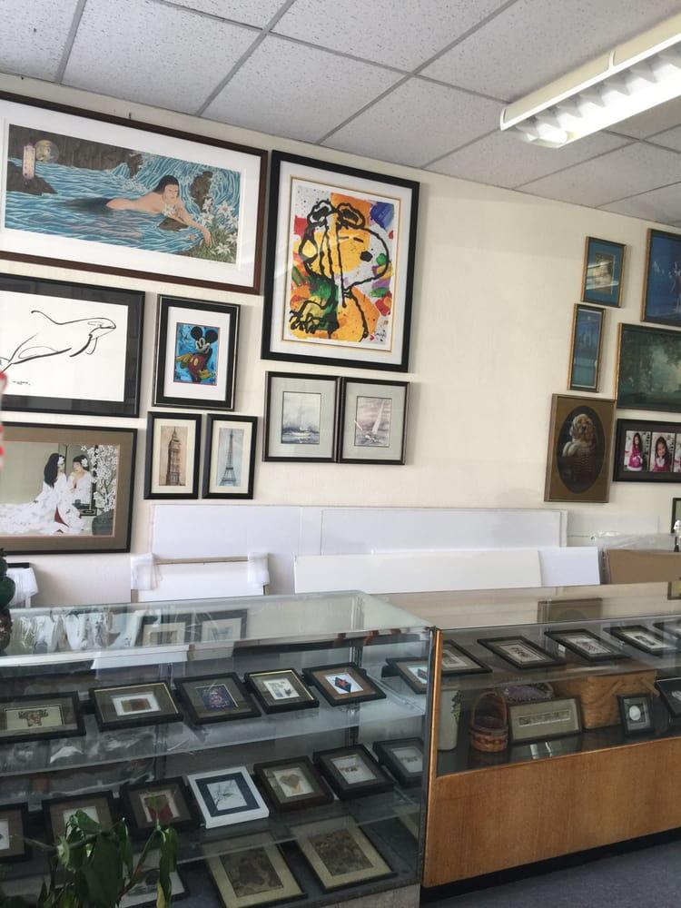 Rons Frame Shop 87 Photos 51 Reviews Framing 1914