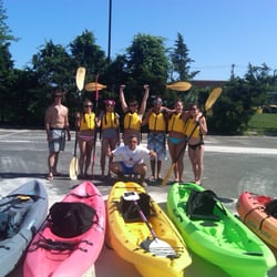 Long Beach Kayak Adventure Rafting Kayaking National Blvd W