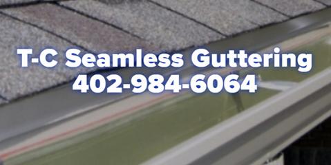 T-C Seamless Guttering: 822 N Kansas Ave, Hastings, NE