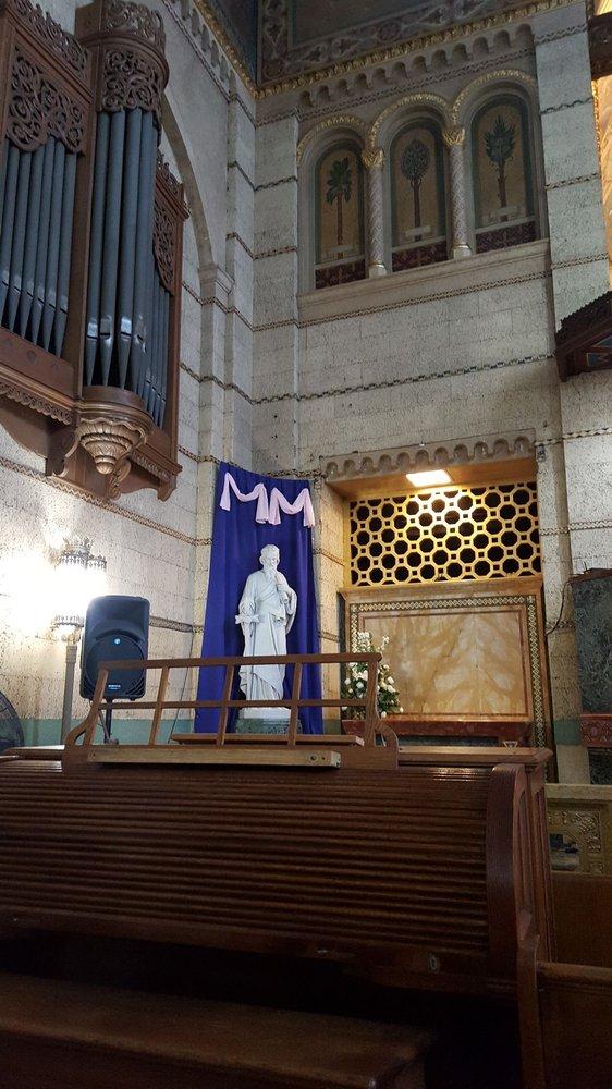 Saint Paul's Catholic Church: 1272 S Bronson Ave, Los Angeles, CA