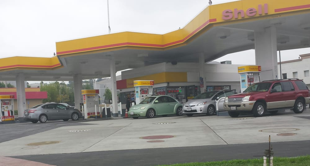 Ok Google Gas Station Near Me >> Shell Gas Station - Gas Stations - 2291 S Atlantic Blvd, Monterey Park, CA - Phone Number - Yelp