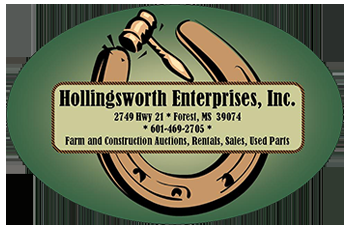 Hollingsworth Enterprises: 2749 MS-21, Forest, MS