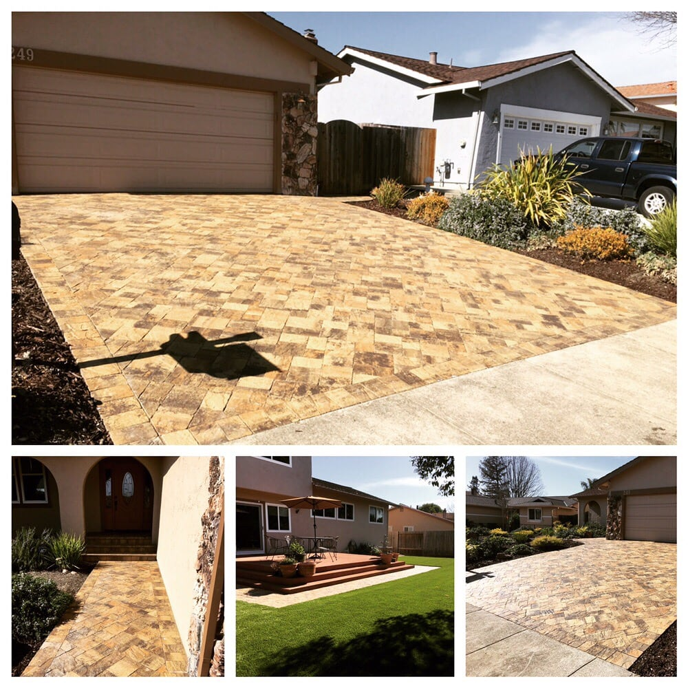 Wine Country Pavers: 779 Tuolumne St, Vallejo, CA