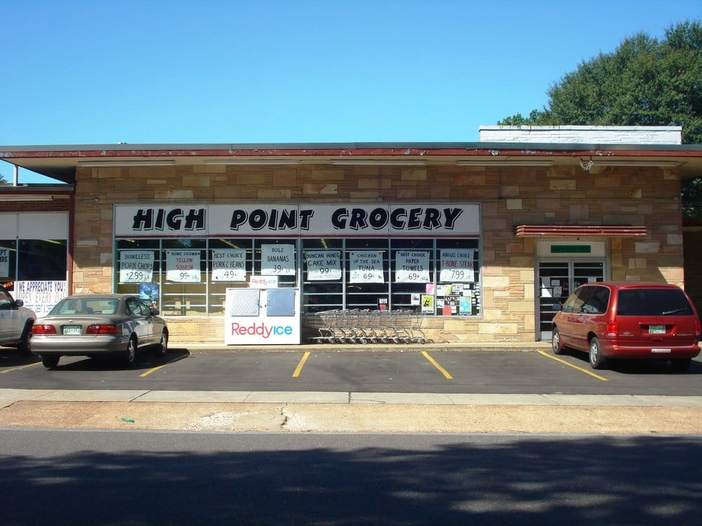 High Point Grocery: 469 High Point Ter, Memphis, TN