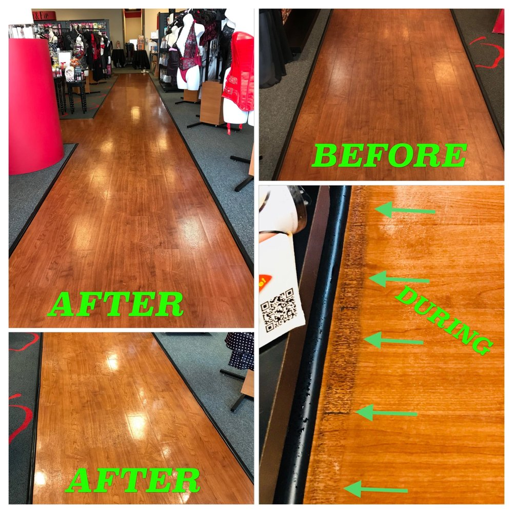 Mr Green Premium Floor Care: Henrico, VA