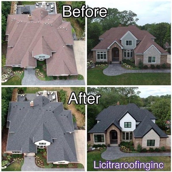 Licitra Roofing: 9512 W 47th St, Brookfield, IL