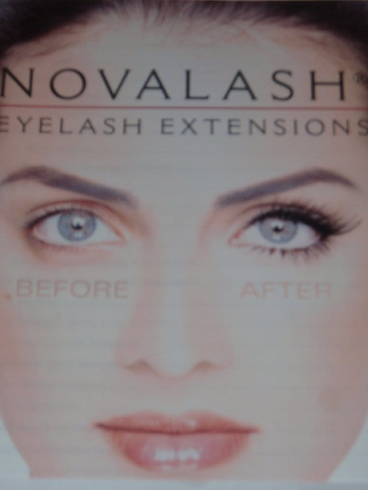 Novalash Eyelash Extension Eyelash Service 5643 W Charleston