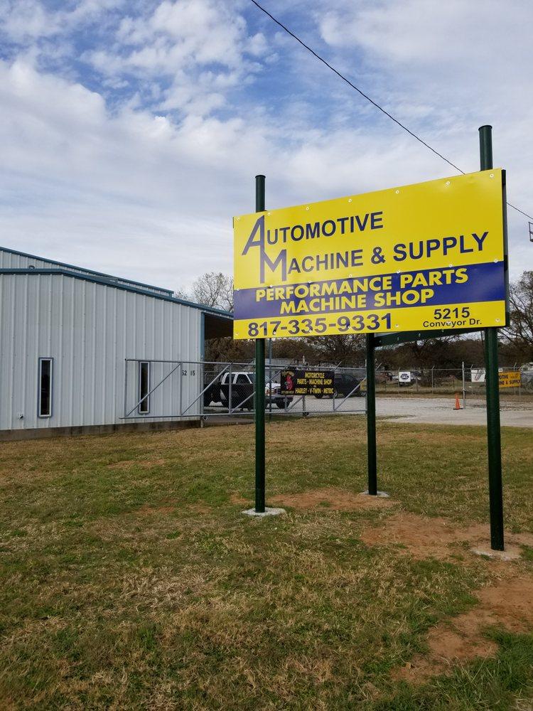 Automotive Machine & Supply: 5215 Conveyor Dr, Cleburne, TX