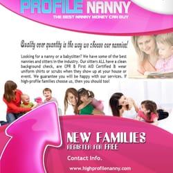 nanny flyers