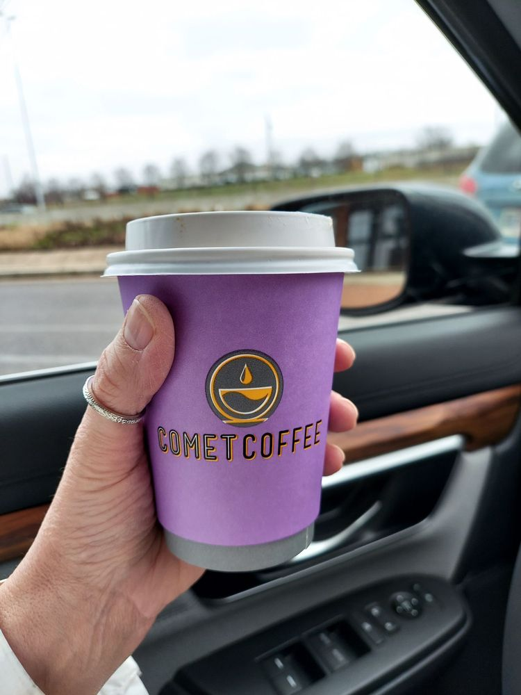 Social Spots from Comet Coffee & Microbakery