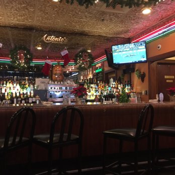 Photo Of Antonios Cucina Italiana Dearborn Heights Mi United States Bar Area