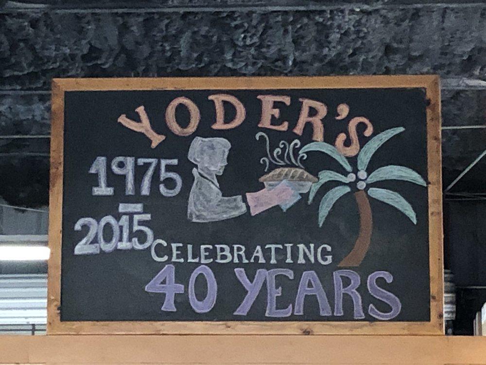 Yoder's Fresh Market: 3434 Bahia Vista St, Sarasota, FL