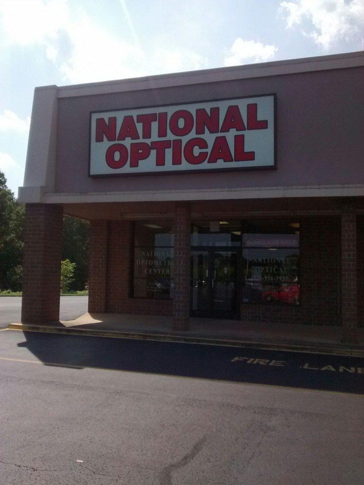 National Optical: 4960 Greensboro Rd, Ridgeway, VA
