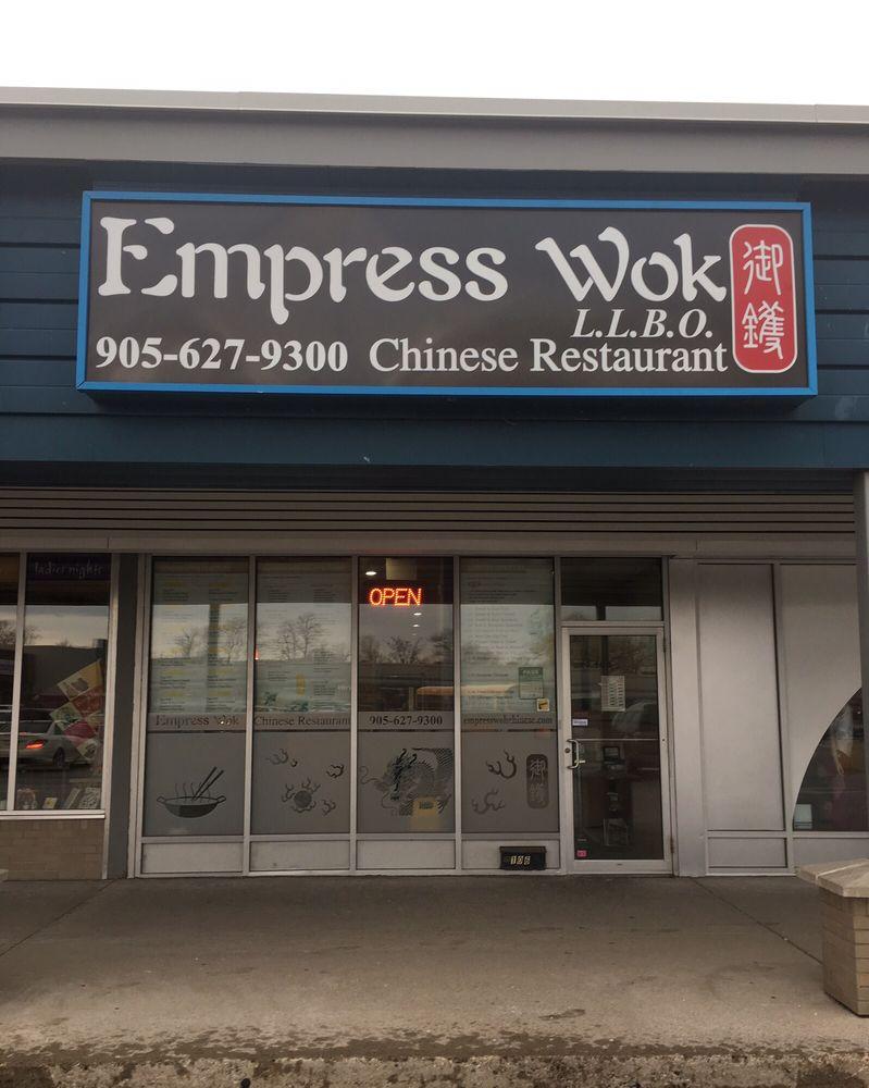 Empress wok 101 osler dr dundas on for Ken motors ottawa il