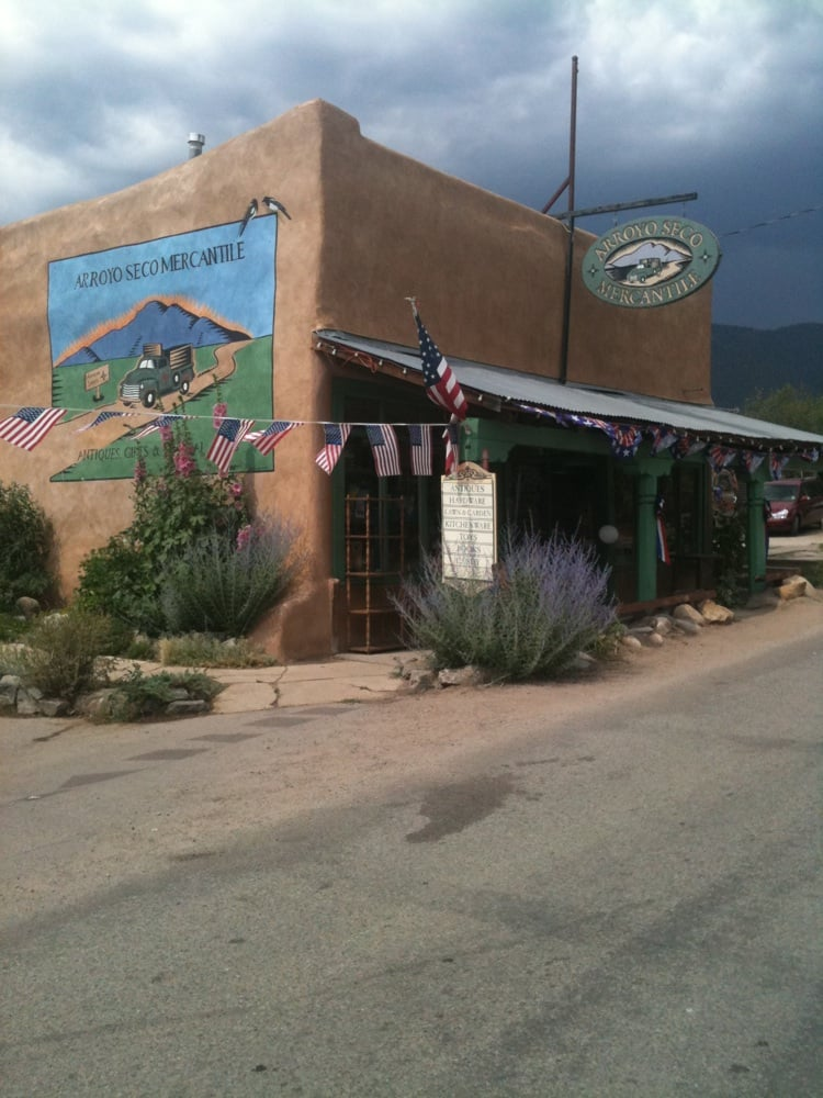 Arroyo Seco Mercantile: 488 State Rd 150, Arroyo Seco, NM