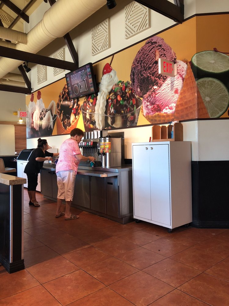 Braums Ice Cream & Dairy Stores: 1335 E Main St, Cushing, OK