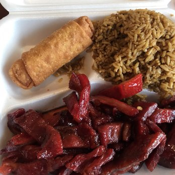 Plainfield Pike Chinese Food