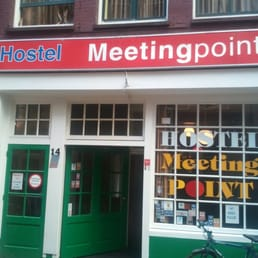 Meeting Point Youth Hostel Hostels Warmoesstraat 14