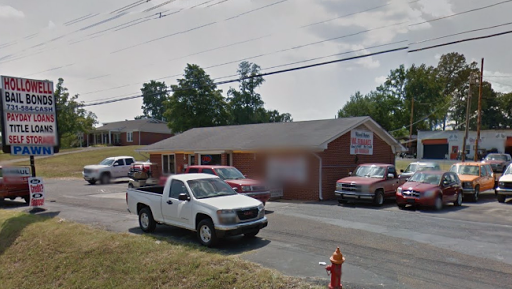 U-Haul Neighborhood Dealer: 1100 Hwy 70 W, Camden, TN