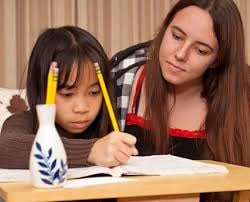 After school care and homework help