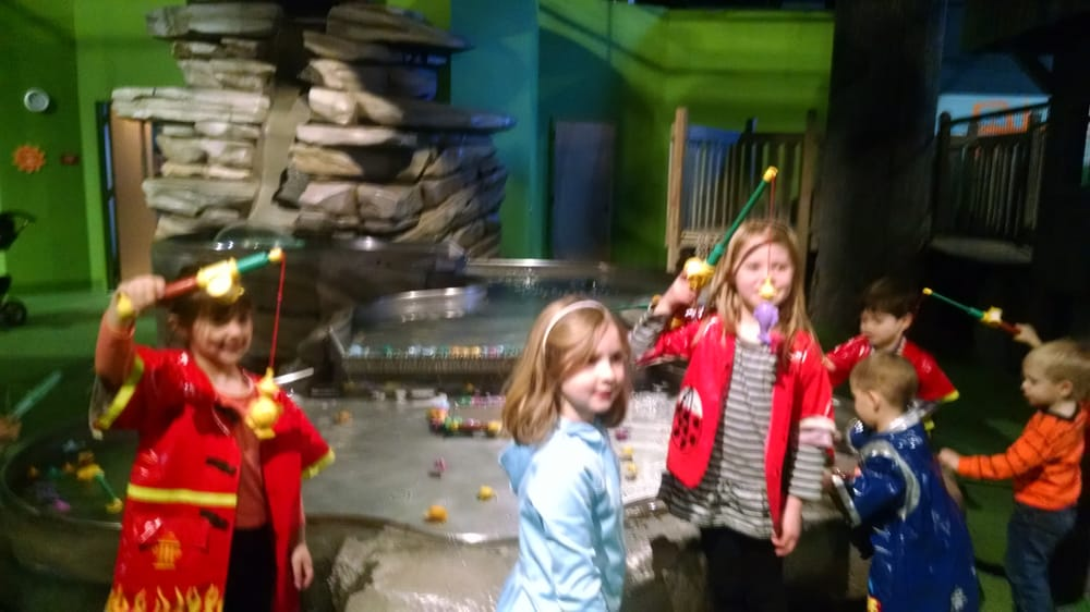 Children's Museum of Atlanta: 275 Centennial Olympic Park Dr NW, Atlanta, GA
