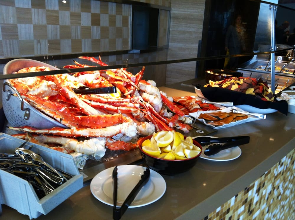 Grand Villa Casino Buffet