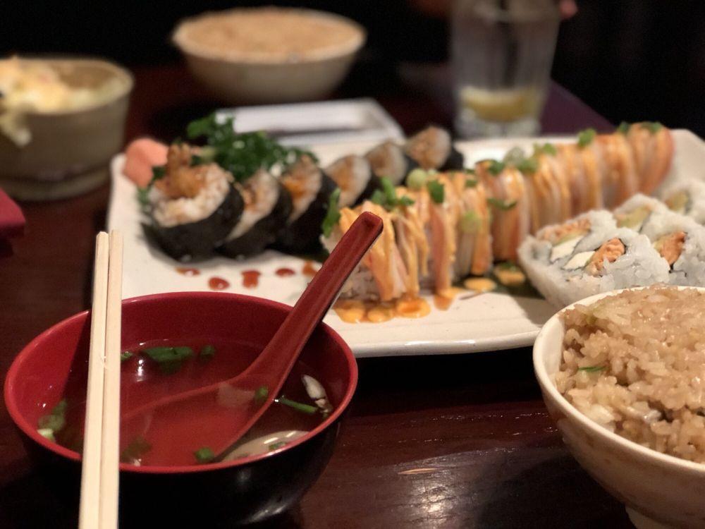 Food from Samurai of Tokyo
