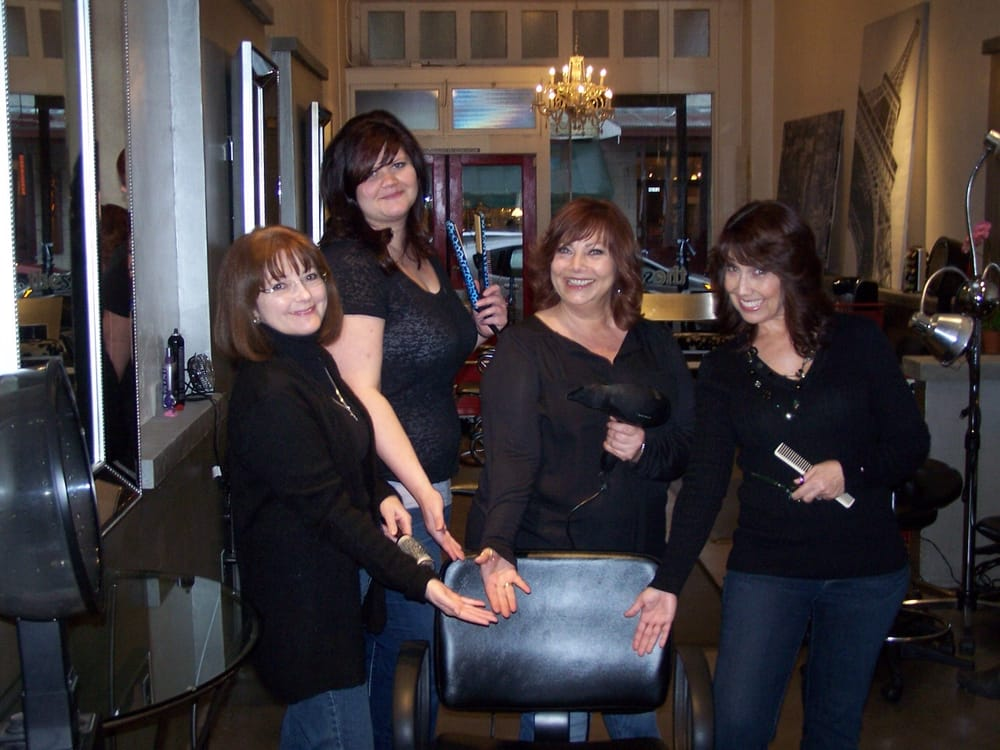The Salon: 1255 S Main St, Angels Camp, CA