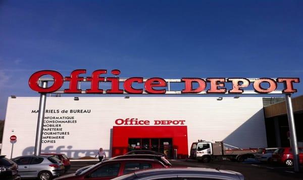 office depot quipement pour le bureau 375 route de. Black Bedroom Furniture Sets. Home Design Ideas