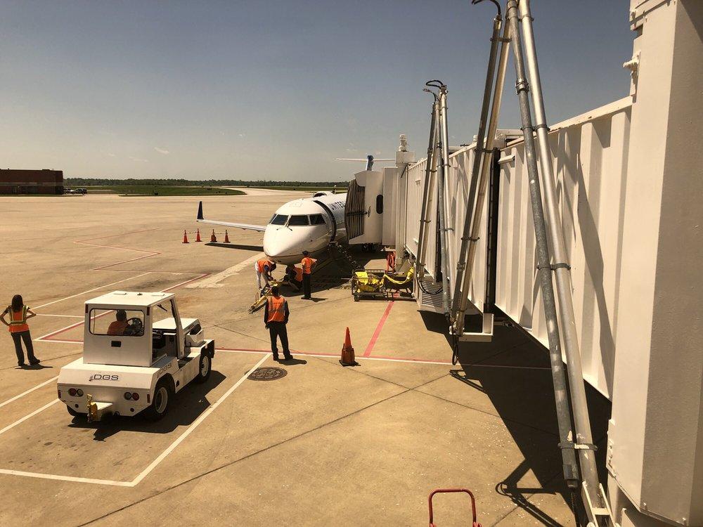 Blue Grass Airport - LEX: 4000 Terminal Dr, Lexington, KY