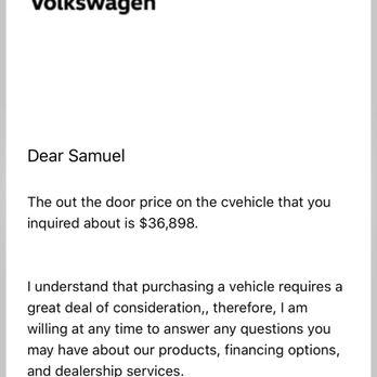 Photo Of Gensinger Volkswagen Clifton Nj United States