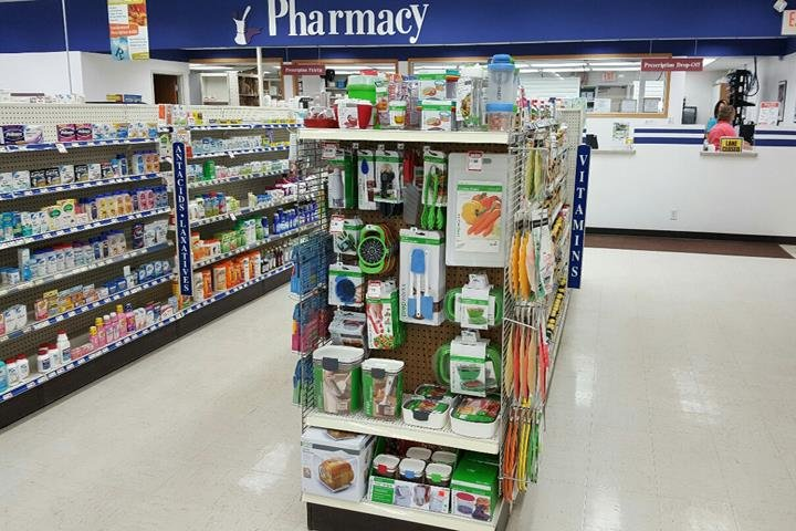 Thrifty White Pharmacy: 190 Richland Sq, Richland Center, WI