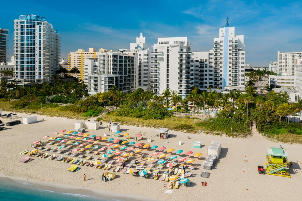 The Confidante Miami Beach, in the Unbound Collection by Hyatt