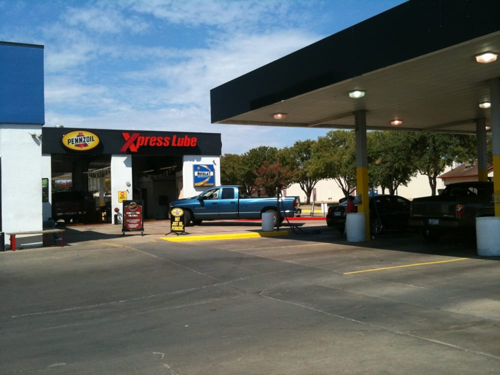 Q Car Wash Plano Tx
