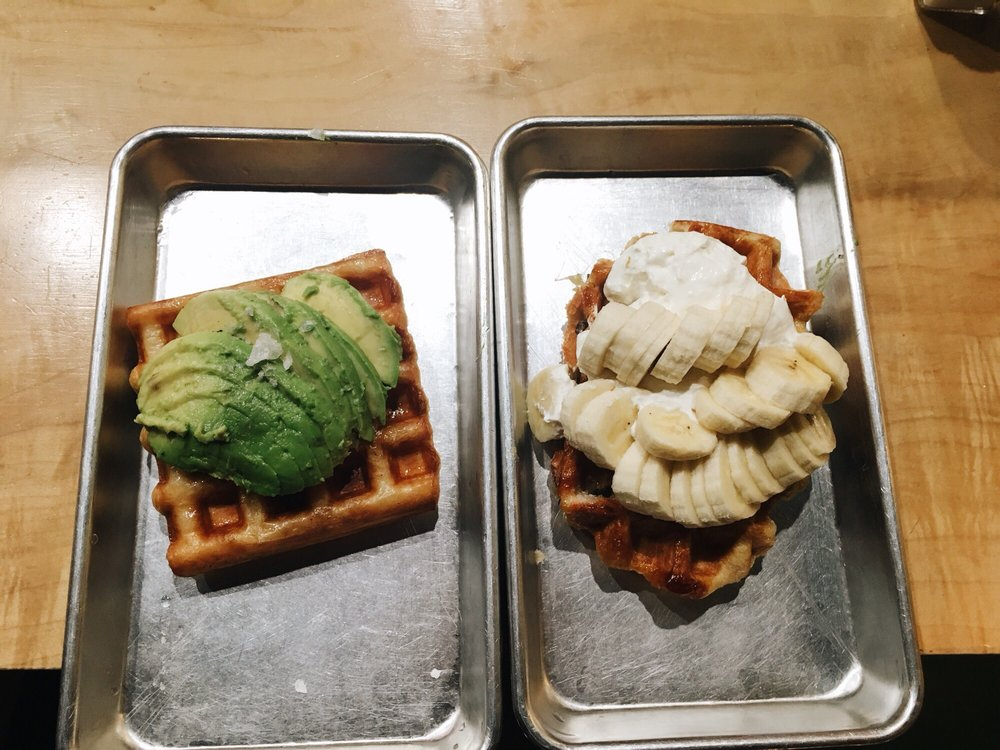 Food from Waffle Love - Provo