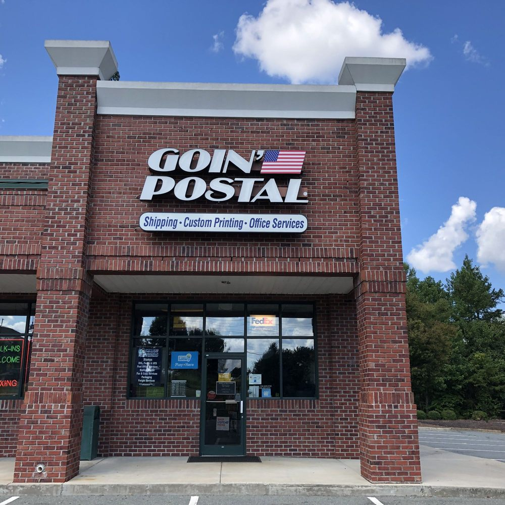 Goin' Postal: 952 Golf House Rd W, Whitsett, NC