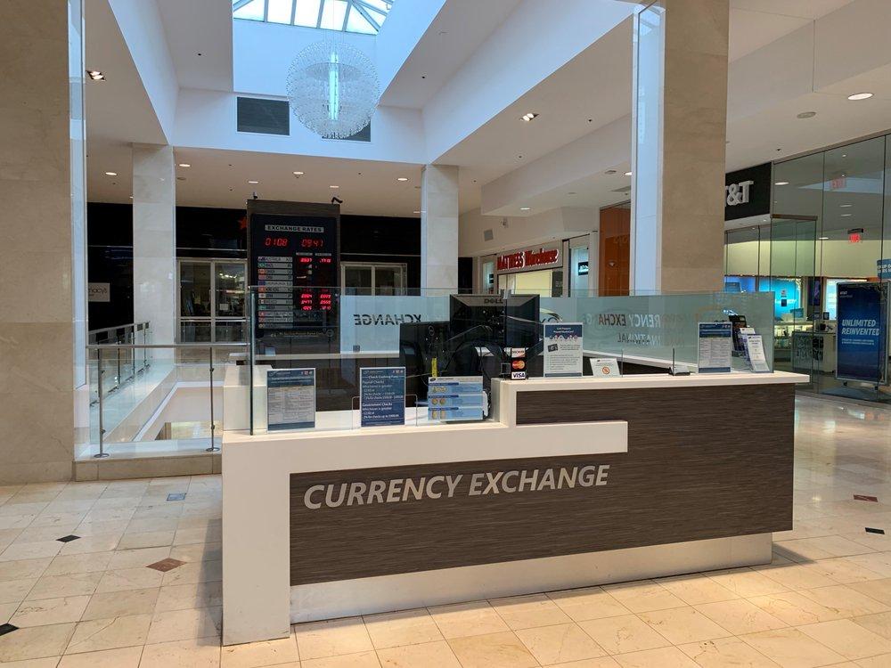 Currency Exchange International: 7101 Democracy Blvd, Bethesda, MD
