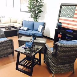 Photo Of Furniture King   Modesto, CA, United States. Patio Furniture By  Signature