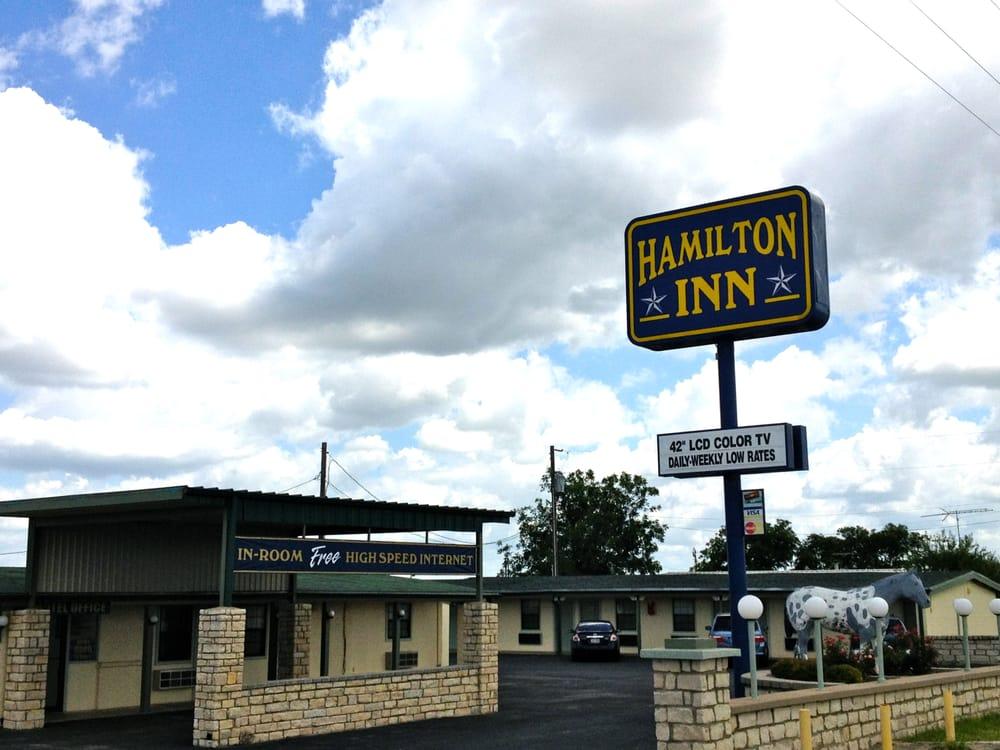 Hamilton Inn: Hwy 281 S, Hamilton, TX
